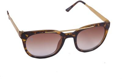 Esque Classic Retro Rectangular Sunglasses