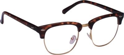 Floyd 17129_BURGNDY_TRANSPARENT Wayfarer Sunglasses(Clear)