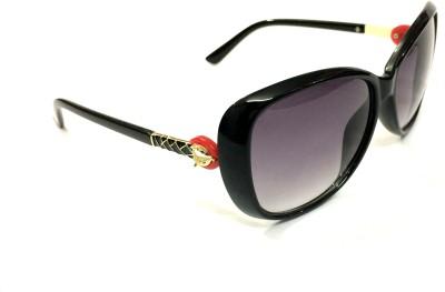 Eye Jewels Trendy Cat-eye Sunglasses