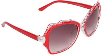 Pede Milan PM-157 Wayfarer Sunglasses
