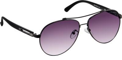 David Blake DBSG364 Aviator Sunglasses(Grey)