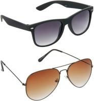 Hrinkar HCMB258_1 Wayfarer Sunglasses(For Boys)