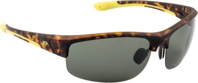 Farenheit FA-1352P-C4 Sports Sunglasses(Green)
