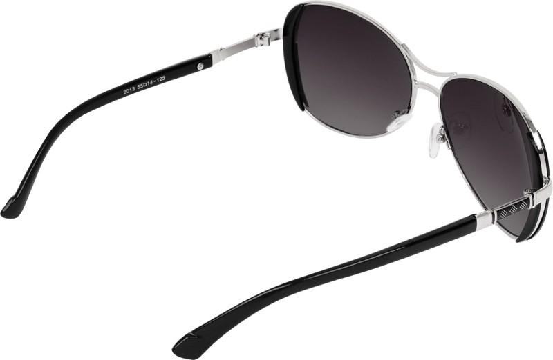 Estyle Western Look Aviator Sunglasses