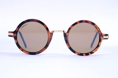 Infinity Round Sunglasses