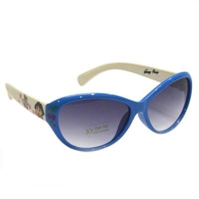 Goggy Poggy GP-5160 Oval Sunglasses