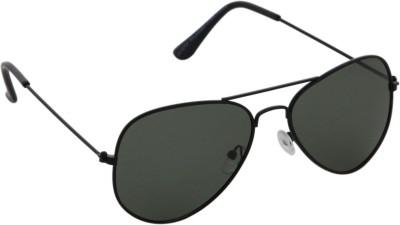 Peter John polaroid Aviator Sunglasses