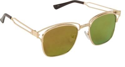 Danny Daze D-2813-C3 Oval Sunglasses