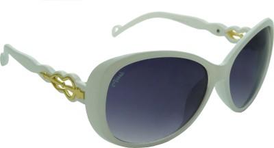 Ainak Oval Oval Sunglasses