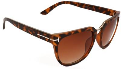 Accurate Eye Wayfarer Sunglasses