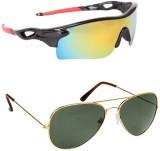 Decoite cl546 Wrap-around Sunglasses (Mu...