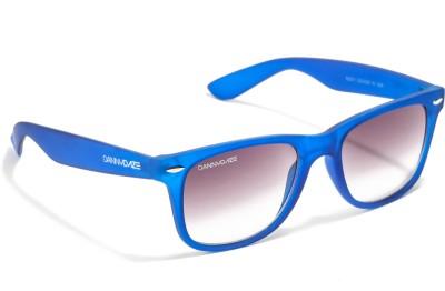 Danny Daze D-1704-C12 Wayfarer Sunglasses(Violet)