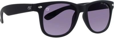 Tommy Black 82210/R-M.C05-M.C05-F.C08 Wayfarer Sunglasses