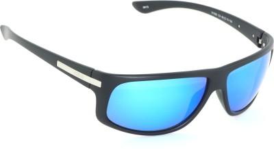 IDEE IDEE-1995-C5 Wrap-around Sunglasses(Multicolor)