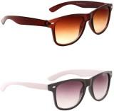 Tbuyyo 1300AS Wayfarer Sunglasses (For B...