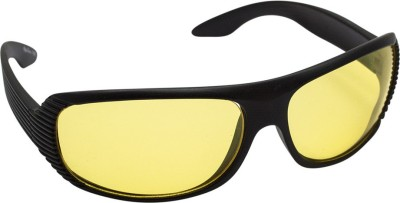 Quoface Quoface Day and Night Vision Cycling Goggles Wrap-around Sunglasses