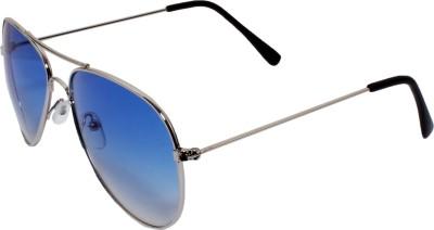 Veins Aviator Sunglasses