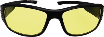 BrandAxis Wrap-around Sunglasses