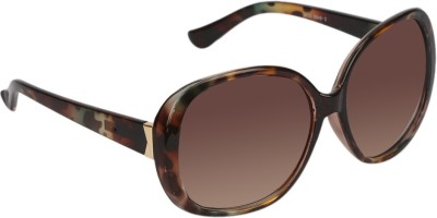 Accurate Opticals Over-sized Sunglasses