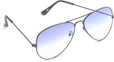 6by6 SG445 Aviator Sunglasses(Blue)