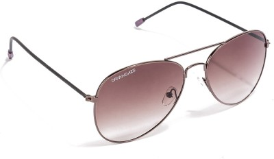 Danny Daze Aviator Sunglasses