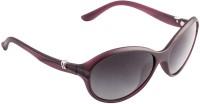Farenheit FA-1170-C3 Rectangular Sunglasses(Grey)