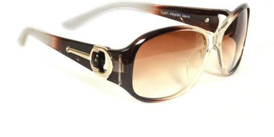Simran Julindas Oval Sunglasses