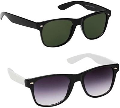 VIJEX POLARIZED Wayfarer Sunglasses
