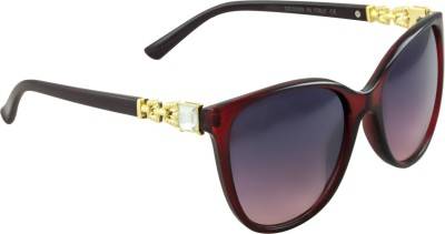 SHEK Oval Sunglasses