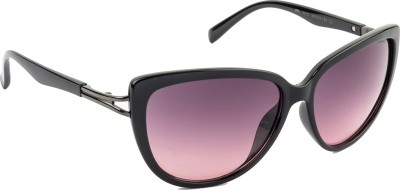 Farenheit FA-2212-C3 Over-sized Sunglasses(Pink) at flipkart