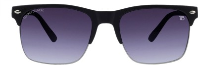 Tommy Black 9630 Wayfarer Sunglasses