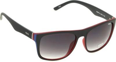 IDEE IDEE-S1979-C1 Wayfarer Sunglasses(Black)