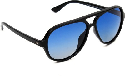 6by6 6B6SG1193 Aviator Sunglasses(Blue)