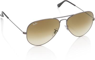 Ray Ban Aviator Large Metal Aviator Sunglasses