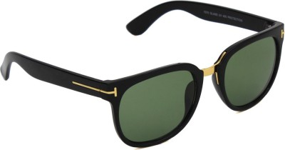 6by6 SG1156 Wayfarer Sunglasses(Green)