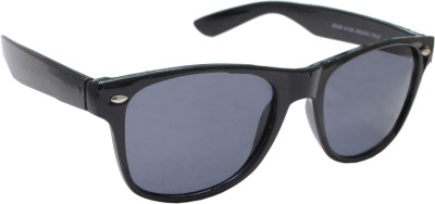 Sellebrity Elegant Wayfarer Black Sunglasses Wayfarer Sunglasses