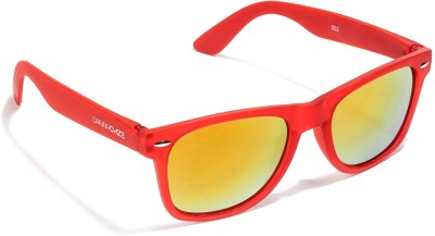 Danny Daze D-900-C1 Wayfarer Sunglasses(Yellow)