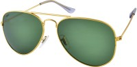 Creed CR-777-C1 Aviator Sunglasses(Green)