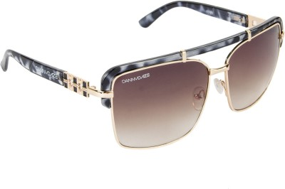 Danny Daze Rectangular Sunglasses