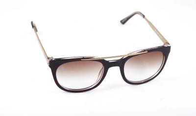 ESQUE Retro Rectangular Sunglasses