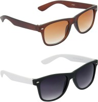 Red Leaf RCMB418_1 Wayfarer Sunglasses(For Boys)