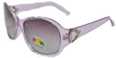 Pinnacle Glairs Oval Sunglasses