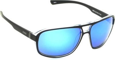 IDEE IDEE-S1914-C8 Wrap-around Sunglasses(Blue, Multicolor)