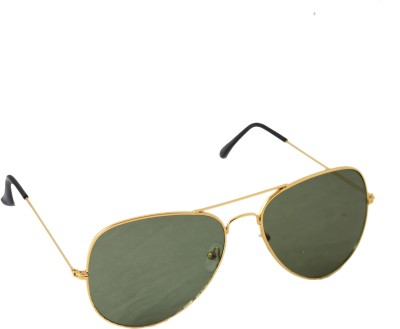 QWERTY Aviator Sunglasses