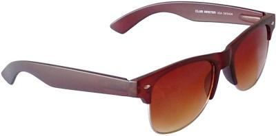 Galaxy Corp CR101 Round Sunglasses