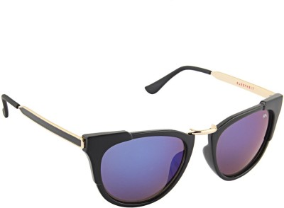 Farenheit 1807 Cat-eye Sunglasses(Violet)