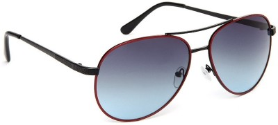 Olvin OL255-05 Aviator Sunglasses(Blue)