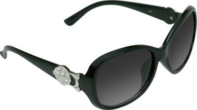 Garmor (8903522114809 /Black Color Black Frame) Rectangular Sunglasses
