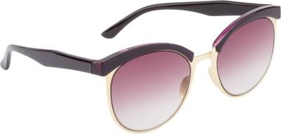 O Positive Attractive Round Sunglasses