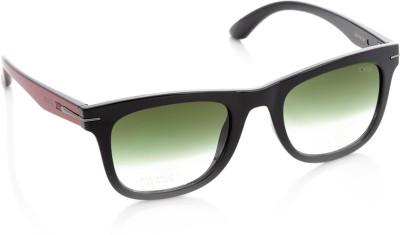 IDEE S1775-C6 Wayfarer Sunglasses(Green)
